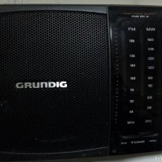 Radios antiguas: ANTIGUA RADIO GRUNDIG TRIBANDA AÑOS 90. Lote 58709408