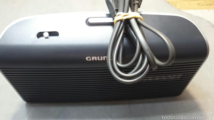 Radios antiguas: Radio Retro Grundig música 60 - Foto 7 - 58763022
