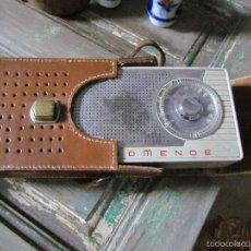 Radios antiguas: RADIO NORDMENDE. Lote 59462685
