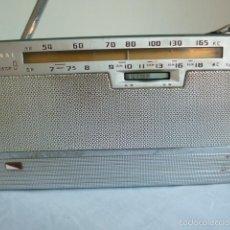 Radios antiguas: TRANSISTOR NATIONAL 9 TRANSISTOR. Lote 55135107