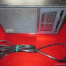 Radios antiguas: ANTIGUA RADIO-GRUNDIG PRIMA BOY-3 BANDAS FM/MW/SW-BUEN ESTADO-VER FOTOS. Lote 59697179
