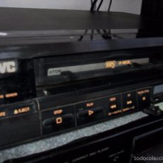 Radios antiguas: REPRODUCTOR VIDEO VHS JVC HR-D320E. Lote 60107159
