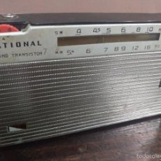 Radios antiguas: RADO TRANSISTOR NATIONAL. Lote 60722775