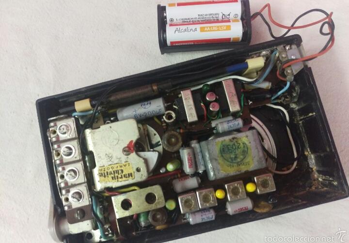 Radios antiguas: RADO TRANSISTOR NATIONAL - Foto 6 - 60722775