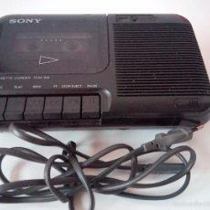 Radios antiguas: CASSETTE GRABADOR - REPRODUCTOR - SONY MODELO TCM-818 -. Lote 76028858