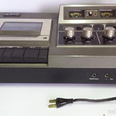 Radios antiguas: STEREO CASSETTE TECHNICS RS-620US - MADE IN JAPAN. Lote 60809703