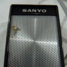 Radios antiguas: PEQUEÑO ALTAVOZ SANYO. Lote 60995379