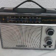 Radios antiguas: RADIO TRANSISTOR CANDLE . Lote 61218279