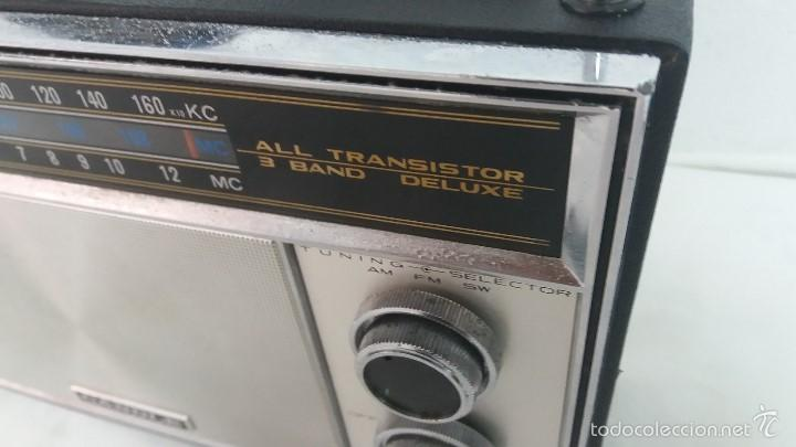 Radios antiguas: RADIO TRANSISTOR CANDLE - Foto 7 - 61218279