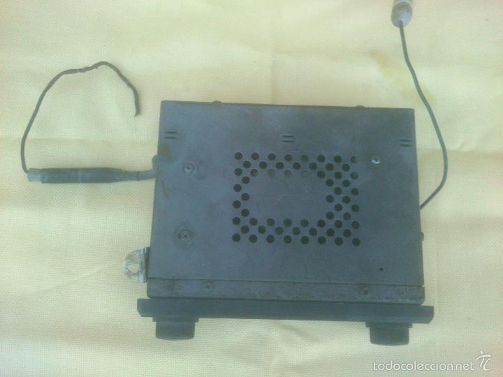 Radios antiguas: RADIO DE COCHE ANTIGUA VINTAGE SANYO - Foto 2 - 61227623
