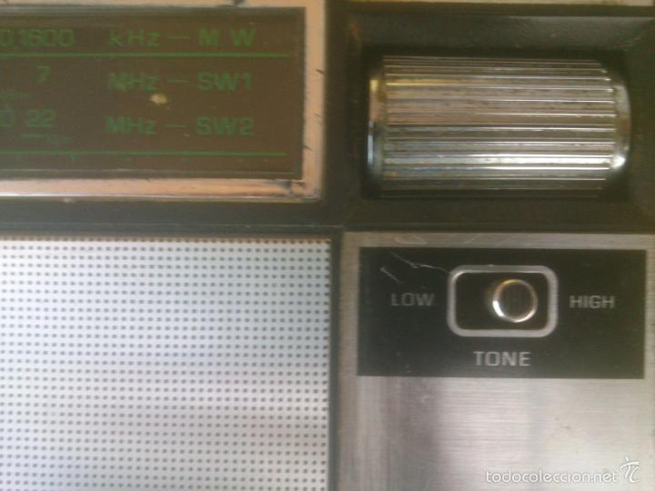 Radios antiguas: RADIO TRANSISTOR NATIONAL PANASONIC R-302 - Foto 3 - 85750716