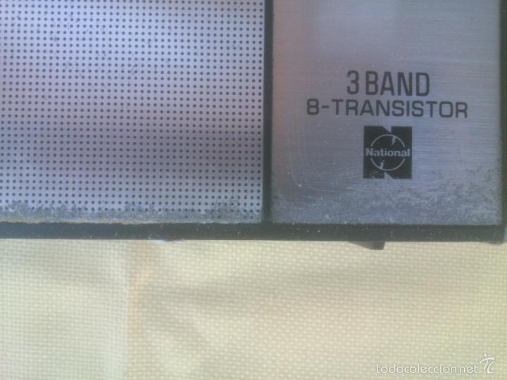 Radios antiguas: RADIO TRANSISTOR NATIONAL PANASONIC R-302 - Foto 4 - 85750716