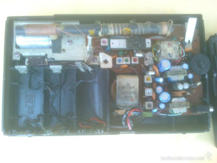 Radios antiguas: RADIO TRANSISTOR NATIONAL PANASONIC R-302 - Foto 7 - 85750716