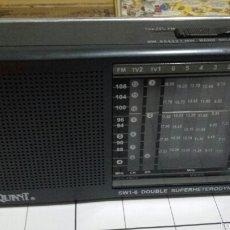 Radios antiguas: ANTIGUA RADIO MULTIBANDA MARQUINT MWR-16 AÑOS 80. Lote 61359901