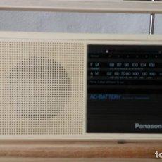 Radios antiguas: RADIO TRANSISTOR PANASONIC RF 542. Lote 61542452