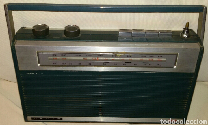 Lote dos radios antiguas comprar radios transistores y pick ups en todocoleccion 62990182 - Fotos radios antiguas ...