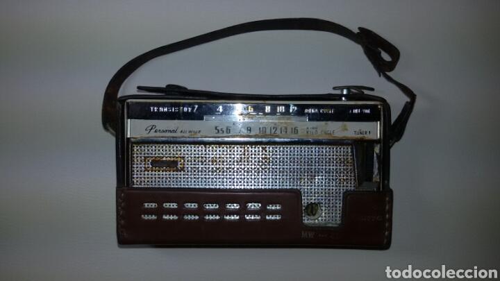 Radios antiguas: Lote Dos Radios Antiguas. - Foto 2 - 62990182