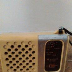 Radios antiguas: RADIO SANYO. Lote 63823491
