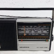 Radios antiguas: RADIO GRUNDIG HIT BOY 310. Lote 64379527