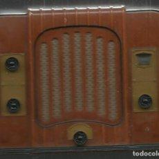 Radios antiguas: RADIO DE LA COLECCIÓN RADIOS DE ANTAÑO MODELO LINCOLN 60 FUNCIONANDO PERFECTAMENTE. Lote 97955376