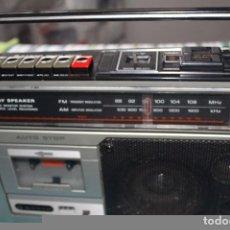 Radios antiguas: RADIO CASSETTE SANYO AÑOS 70. Lote 152337161