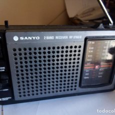 Radios antiguas: SANYO RP 6160. Lote 65842862
