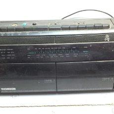 Radios antiguas: RADIO CASSETTE THOMSON MODELO TM 5660. Lote 65929018