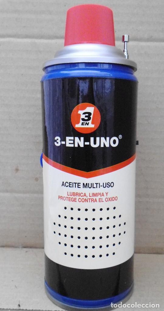 aceite 3 en uno usos