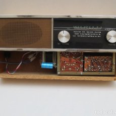 Radios antiguas: RADIO EMPOTRABLE EN CABECERO DE CAMA AÑOS 60 MARCA NEYPO.. Lote 255485055