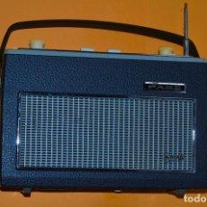 Radios antiguas: RADIO TRANSISTOR GRAETZ PAGE (¿1132K?) HACIA 1962-63. Lote 67707817