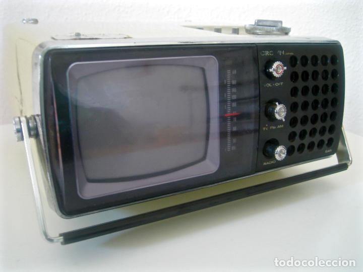 Radios antiguas: ANTIGUA TELEVISIÓN - RADIO PORTATIL - SIN PROBAR - Foto 2 - 68174057