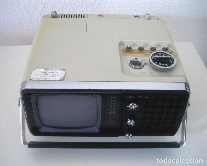 Radios antiguas: ANTIGUA TELEVISIÓN - RADIO PORTATIL - SIN PROBAR - Foto 4 - 68174057