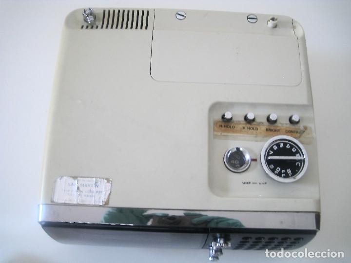 Radios antiguas: ANTIGUA TELEVISIÓN - RADIO PORTATIL - SIN PROBAR - Foto 6 - 68174057
