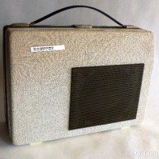 Radios antiguas: TOCADISCOS PORTATIL DE MALETA MOD. CONVER 1000 - FABRICADO EN ESPAÑA POR COSMO, S,A. GRANOLLERS. Lote 180196057