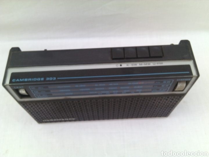 Radios antiguas: RADIO NORDMENDE CAMBRIDGE 303 - Foto 2 - 68346354