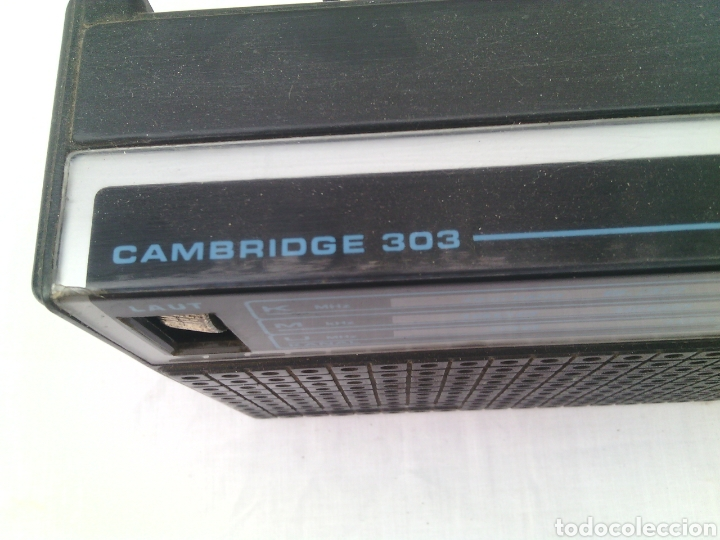 Radios antiguas: RADIO NORDMENDE CAMBRIDGE 303 - Foto 8 - 68346354
