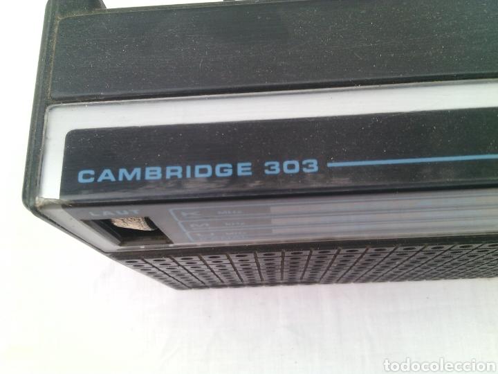 Radios antiguas: RADIO NORDMENDE CAMBRIDGE 303 - Foto 9 - 68346354