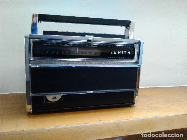 Radios antiguas: RADIO RECEPTOR AMERICANO ZEHITH 3000 - Foto 3 - 68530273