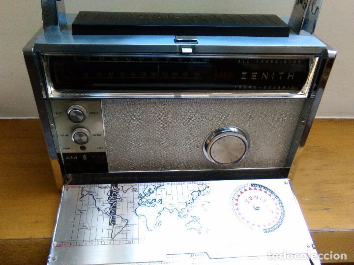 Radios antiguas: RADIO RECEPTOR AMERICANO ZEHITH 3000 - Foto 4 - 68530273