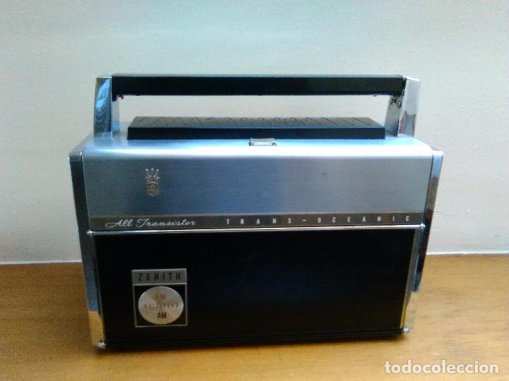 Radios antiguas: RADIO RECEPTOR AMERICANO ZEHITH 3000 - Foto 10 - 68530273