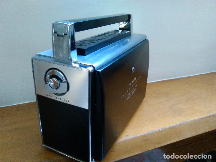 Radios antiguas: RADIO RECEPTOR AMERICANO ZEHITH 3000 - Foto 11 - 68530273