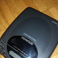 Radios antiguas: DISC-MAN KENWOOD. Lote 68615105