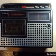 Radios antiguas: RADIO CASETE. Lote 68911381