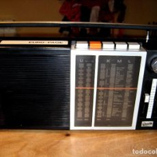 Radios antiguas: RADIO GRAETZ EURO-PAGE. 4 BAND. VINTAGE. Lote 69071925