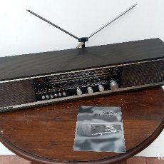 Radios antiguas: RADIO VANGUARD SUPER POSEIDON.. Lote 69076493
