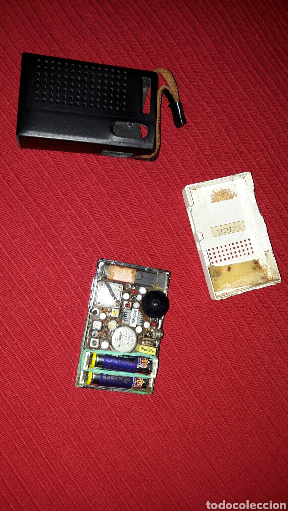 RADIO TRANSISTOR (Radios, Gramófonos, Grabadoras y Otros - Transistores, Pick-ups y Otros)