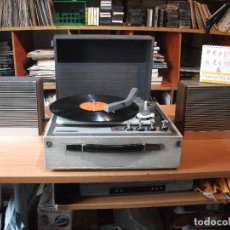 Radios antiguas: TOCADISCOS DE LOS 60 KOLSTER BELFORM MARYLOND PDELUXE VER VIDEO Y FOTOS. Lote 70288341