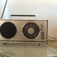 Radios antiguas: RADIO TRANSISTOR VINTAGE INTER EUROMODUL-118. Lote 71667627