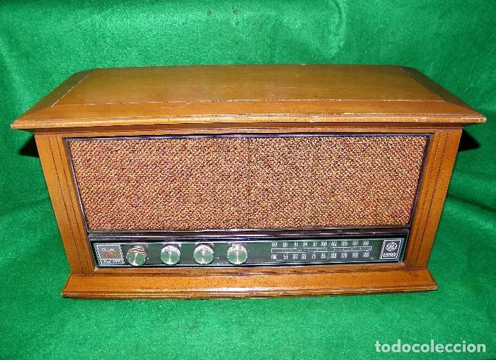 RADIO VINTAGE GENERAL ELECTRIC (Radios, Gramófonos, Grabadoras y Otros - Transistores, Pick-ups y Otros)
