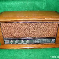 Radios antiguas: RADIO VINTAGE GENERAL ELECTRIC. Lote 72159211